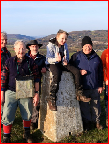 Sutton Rambling Club